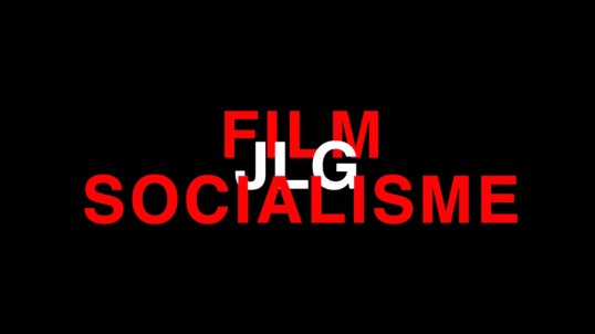 Jean-Luc Godard, Film Socialisme, 2010, various formats transferred to 35mm film, 102min. Courtesy Wild Bunch and Wild Side Video