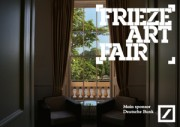 Frieze Art Fair poster
