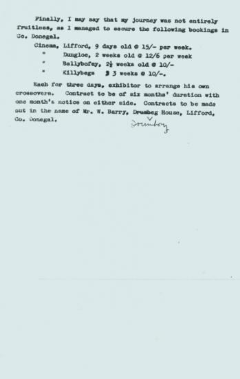 Report from Roy McKew, 1960, Amharc Éireann/Gael Linn. Courtesy the Irish Film Archive of the Irish Film Institute