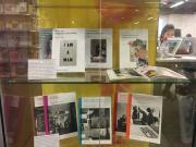 Afterall Publication Display, Central Saint Martins Library