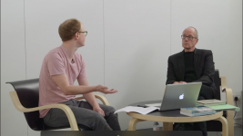 Exhibition Histories Talks: David Toop – video online