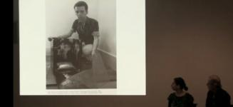 Exhibition Histories Talks: Guy Brett – video online